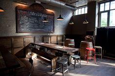 Wine Bar - seating