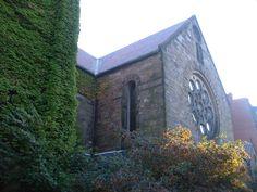 visiting old churches