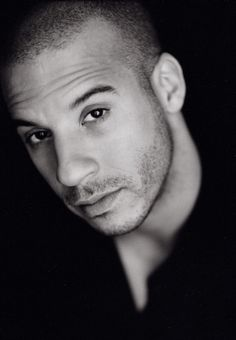 Mark Vincent aka Vin Diesel is an African American and Italian actor I LOVE his voice ;)