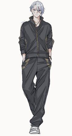 Anime Oc, Anime Angel, Character Inspiration, Character Art, Yandere Boy, D Gray Man, Cute Anime Guys, Manga Boy, Anime Fantasy