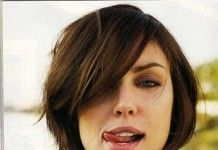 15+ Top Short Haircuts for Round Faces