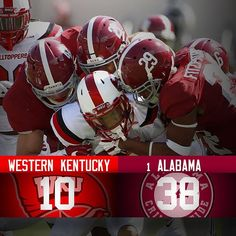Alabama dominated a Western Kentucky defense that was very hard to stop. Jalen…