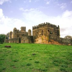 Guess where? Did you guess Ethiopia (anywhere in Africa for that matter)? Well done! This castle is part of the royal enclosure in Gondar. After Axum and Lalibela before Addis Ababa this city North of Tana Lake and East of the Sudanese border was the capital of the Ethiopian kingdom. Over generations the new kings would build a new castle in the complex leaving the previous one to the king mother and widow of the predecessor. #africa360 #ethiopia #notesontraveling #gondar #gondor… Photography Tips, Travel Photography, Castles To Visit, City North, Addis Ababa, Lonely Planet, Ethiopia, Newcastle, Wonderful Places
