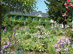 Giverny France | GIVERNY (FRANCE) - Holiday Destinations - Online travel guide and ...
