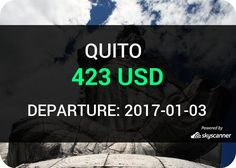 Flight from Houston to Quito by United #travel #ticket #flight #deals   BOOK NOW >>>