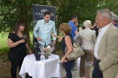 Au Château de Calavon, l'objectif est de créer de grands vins : grâce à la technicité, au savoir-faire maîtrisé, et grâce à ce terroir exceptionnel qui depuis longtemps bâtit leur réputation. Domaine Calavon- Lambesc www.chateaudecalavon.com
