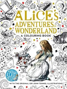 The Macmillan Alice Colouring Book: Amazon.it: Lewis Carroll: Libri in altre lingue