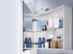 Armoire de Toilette Salle de Bain | Delpha Bathroom Medicine Cabinet, Bathroom Designs, Toilets, Wardrobes, Bath Design
