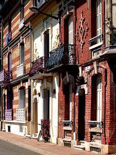 Mers-les-Bains, Picardie, France