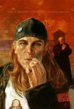 jay + silent bob #art