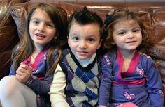 Bé gái 5 tuổi được phẫu thuật chuyển giới thành bé trai 5