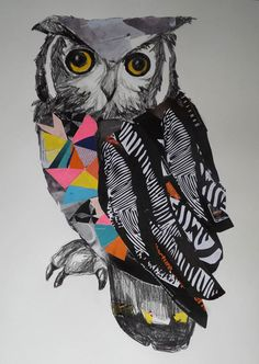 Emma Gale - Mr. Finch the owl