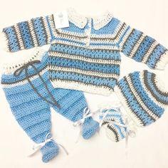 anita (@anaangelicarodriguez) • Fotos y videos de Instagram Crochet For Boys, Crochet Patterns, Instagram, Sweaters, Fashion, Sons, Moda, Fashion Styles, Crochet Pattern