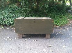 #military #army #coffee table
