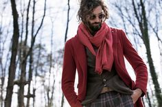 L.B.M 1911 Autumn/Winter 2014 Men's Lookbook | メンズファッションスナップ フリーク | 着こなしNo:64643