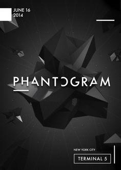 Phantogram Poster