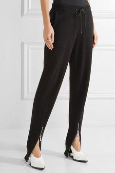 Michael Kors Collection | Cashmere-blend track pants | NET-A-PORTER.COM