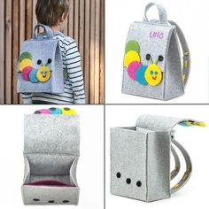 Personalized Kids Backpacks Monogram Backpack Handmade от byBears away Monogram Toddler Backpack - Backpack Toddler Monogram Backpack, Diaper Bag Backpack, Rucksack Backpack, Lunch Box Backpack, Big Kids Clothes, Kids Clothes Storage, Toddler Bag, Toddler Backpack, Back Bag