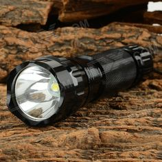 Ultrafire 501B-LZZ 900lm 1-Mode Cool White Light LED Flashlight w/ Strap - Black (1 x 18650). Note: We are currently unable to ship to addresses in HongKong, mainland of China.. Tags: #Lights #Lighting #Flashlights #LED #Flashlights #18650 #Flashlights
