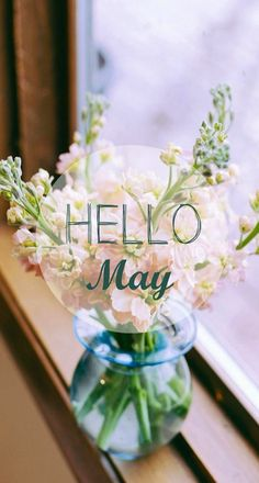 Vase Hello May Image may quotes hello may welcome may may images May Month Quotes, Hello May Quotes, Seasons Months, Seasons Of The Year, Months In A Year, Birthday Month Flowers, Neuer Monat, New Month Wishes, Welcome May