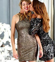 Votre tenue pour le Nouvel An chez Nelly.com decodesign / Décoration