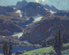 Image result for edgar payne dusk paintings