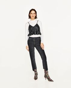 ce821606 10 Best Zara outfit insp images | Zara outfit, Zara united states ...