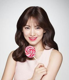 Song Hye Kyo for Laneige