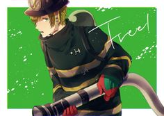 Free! ~~ Fire fighter Makoto