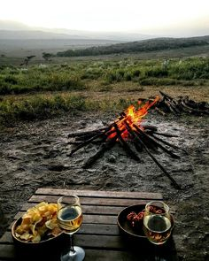 """54 Likes, 1 Comments - Brian & Liz 🇰🇪Travel Addicts. (@loveandroaddiaries_) on Instagram: """"It's the witching hour on a dark, moonless night. You're huddled with friends around a campfire,…"""""""