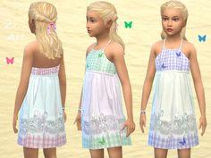 Fine Summer by Zuckerschnute20 at TSR via Sims 4 Updates