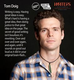 Tom Doig at Writers Victoria and Express Media https://writersvictoria.org.au/calendar/events/young-writers-intensive