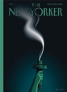 Powerful New Yorker Cover Shows Statue Of Liberty's Torch Going Dark | The Huffington Post