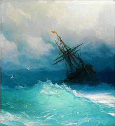 Arte de Ivan Aivazovsky