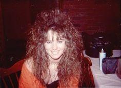 80's Big Hair