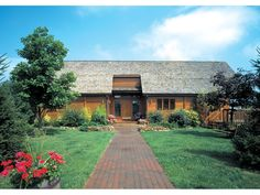 Gorgeous Rustic Ranch! - plan 038D-0059 - houseplansandmore.com