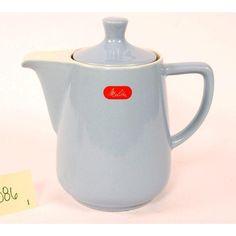 Image of Melitta Blue Tea Pot