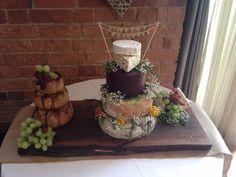"pork pie wedding cake | Superb Wedding Feast ""29/04/2015 | "" Wedding at the Carriage Hall ..."