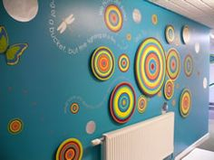 Interior Design Services for Schools, a beautiful example by Horbury Primary School