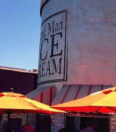 Little Man Ice Cream #lohi