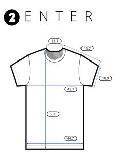 Awesome new website to help with taking clothing measurements for eBay, Etsy, etc.