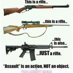 The liberals still won't get it! #2A #GunRights #NRA