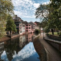 J'aime la France! Check out The Travel Mama's shopping list of all things French and fabulous over on @shopswell by @TravelMamas (This photo was taken in Strasbourg, France.)