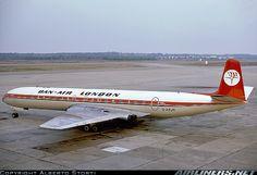 Dan-Air London: De Havilland DH-106 Comet 4B