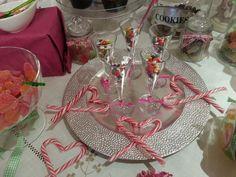 AnHa´s #Candy Bar para endulzar #bodas, #comuniones #fiestas y #eventos