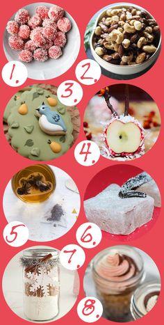 DIY Homemade Christmas Gift Ideas - Handmade Gifts to Bake and Make