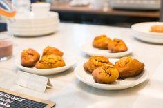 Cafe Pinson Diane Yoon - HiP Paris Blog - Madeleines!