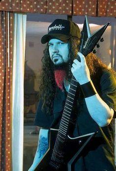 The guitar hero Hard Rock, Dimebag Darrell Guitar, Pantera Band, Vinnie Paul, Black Label Society, Heavy Metal Music, Thrash Metal, Hip Hop Rap, Music Icon
