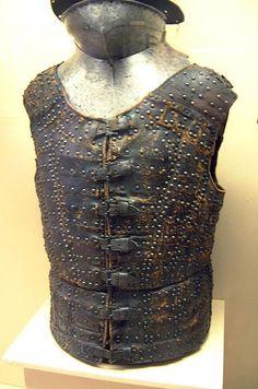 Brigandine, leather, paris, late 15th C | Flickr - Photo Sharing!