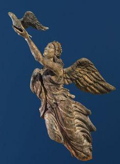 angel figurehead